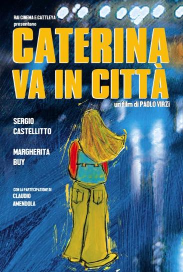Film Caterina va in città
