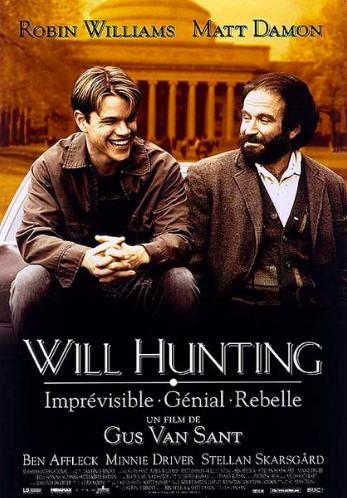 Film Will Hunting - Genio Ribelle