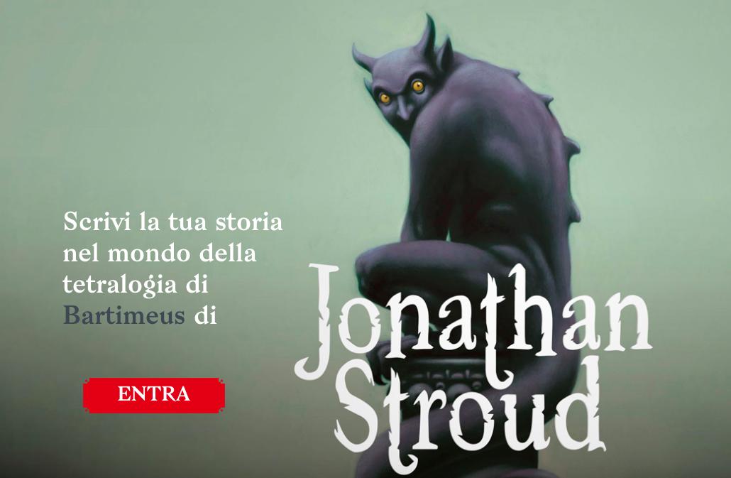Scrivi (e leggi) fanfiction ambientata nel mondo di Bartimeus di Jonathan Stroud