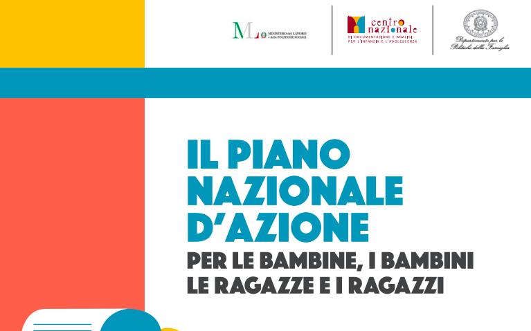 Piano nazionale d'azione per le bambine, i bambini, le ragazze e i ragazzi