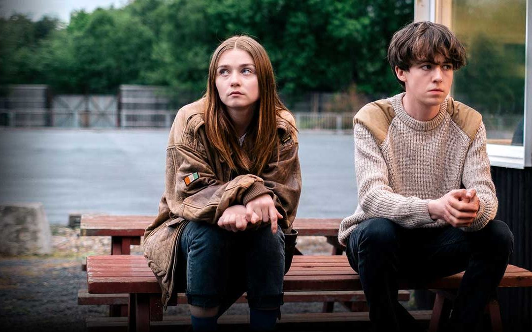 Teen drama: The End of the F***ing World